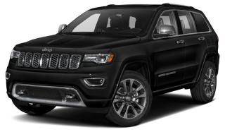 Used 2020 Jeep Grand Cherokee Overland for sale in Surrey, BC