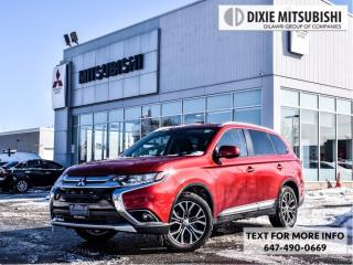 Used 2017 Mitsubishi Outlander for sale in Mississauga, ON