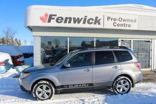 Used 2010 Subaru Forester 2.5 X Sport Tech at for sale in Sarnia, ON
