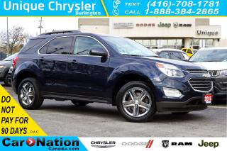 Used 2016 Chevrolet Equinox LT AWD| TRUE NORTH EDITION| NAV| SUNROOF & MORE! for sale in Burlington, ON