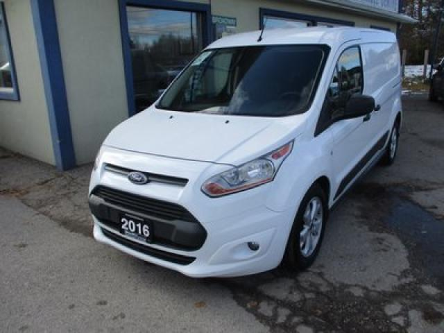 2016 Ford Transit Connect CARGO MOVING XLT EDITION 2 PASSENGER 2.5L - DOHC.. SLIDING MIDDLE DOORS.. KEYLESS ENTRY.. AIR CONDITIONING..