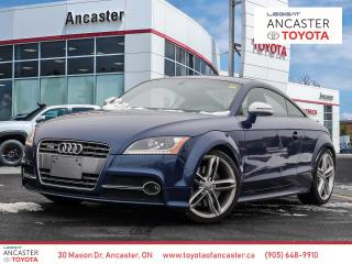 Used 2015 Audi TTS 2.0T - LOW KMS|NAVI|LEATHER|NO ACCIDENTS for sale in Ancaster, ON