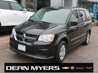 Used 2012 Dodge Grand Caravan SE for sale in North York, ON