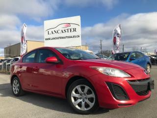 Used 2010 Mazda MAZDA3 GX,GX for sale in Ottawa, ON