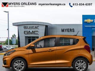 Used 2019 Chevrolet Spark 2LT  - Sunroof for sale in Orleans, ON