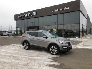 Used 2014 Hyundai Santa Fe Sport 2.0T Limited for sale in Lloydminster, SK