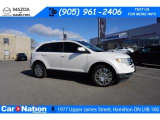 Used 2010 Ford Edge Limited LIMITED | AS-TRADED | AWD | PANO ROOF | LEATHER for sale in Hamilton, ON