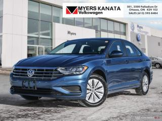 Used 2019 Volkswagen Jetta Comfortline Auto  -  LED Headlamps for sale in Kanata, ON