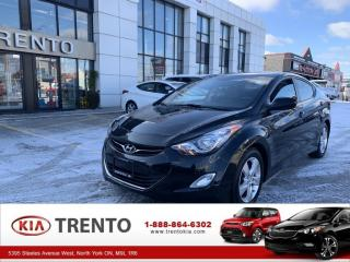 Used 2012 Hyundai Elantra 4dr Sdn Man GLS | WINTER PACKAGE for sale in North York, ON