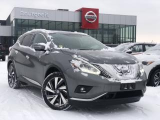 Used 2015 Nissan Murano SL ONLY 68,462KM!! for sale in Midland, ON
