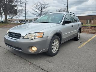 Used 2007 Subaru Outback 5dr Wgn Auto 2.5i for sale in Scarborough, ON