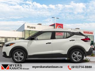 New 2019 Nissan Kicks S FWD  -  Touch Screen -  Fog Lights - $129 B/W for sale in Kanata, ON