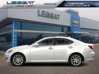 Used 2013 Lexus IS 250 4DR SDN AWD for sale in Etobicoke, ON