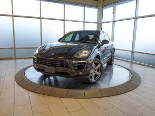 Used 2017 Porsche Macan S for sale in Edmonton, AB