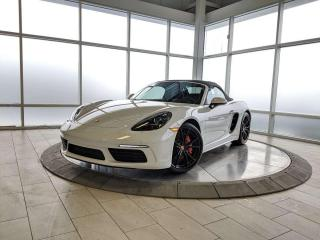 Used 2019 Porsche Boxster 718 S for sale in Edmonton, AB