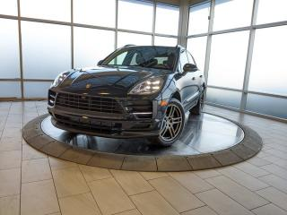 New 2019 Porsche Macan for sale in Edmonton, AB