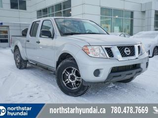 Used 2018 Nissan Frontier SV CREWCAB/FOGLIGHTS/HEATEDSEATS/ for sale in Edmonton, AB