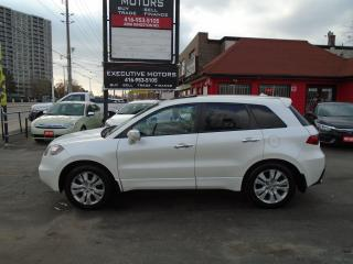 Used 2010 Acura RDX PREMIUM / MINT CONDITION / ONE OWNER / NO ACCIDENT for sale in Scarborough, ON