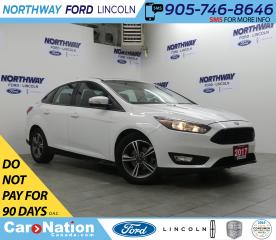 Used 2017 Ford Focus SE | REAR CAMERA for sale in Brantford, ON