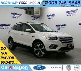 Used 2017 Ford Escape SE | NAV | PANOROOF | REAR CAMERA for sale in Brantford, ON