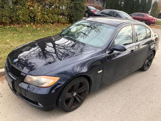 Used 2006 BMW 3 Series xi for sale in Scarborough, ON