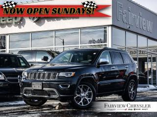 Used 2019 Jeep Grand Cherokee Limited l 4x4 l LUXURY GROUP II l TOW PKG l for sale in Burlington, ON