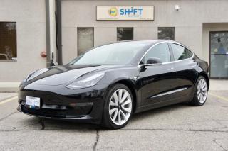 Used 2019 Tesla Model 3 DUAL MOTOR AWD ENHANCED AUTOPILOT, PREMIUM INTERIOR for sale in Burlington, ON