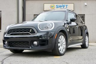 Used 2019 MINI Cooper Countryman Hybrid S E ALL4 PLUG IN ELECTRIC!  LOADED PACKAGE! for sale in Burlington, ON