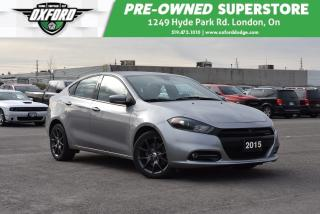 Used 2015 Dodge Dart SXT - One Owner, 2 Sets of Tires, Undercoated for sale in London, ON