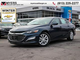 New 2019 Chevrolet Malibu LT  - Heated Seats for sale in Ottawa, ON