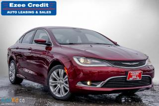 Used 2016 Chrysler 200 Limited for sale in London, ON
