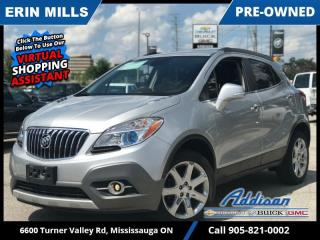 Used 2014 Buick Encore Leather AWD  HEATED LEATHER|SUNROOF|BOSE| for sale in Mississauga, ON