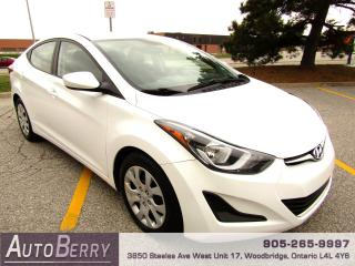 Used 2015 Hyundai Elantra GL - 1.8L for sale in Woodbridge, ON