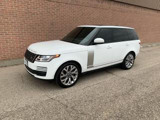 Used 2019 Land Rover Range Rover HSE for sale in Ajax, ON