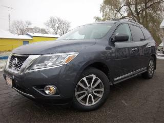 Used 2014 Nissan Pathfinder SL for sale in Oshawa, ON