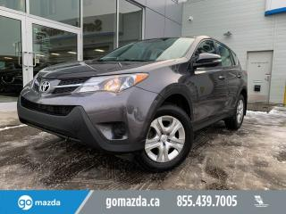 Used 2014 Toyota RAV4 LE AWD ACCIDENT FREE 2SETS OF TIRES for sale in Edmonton, AB