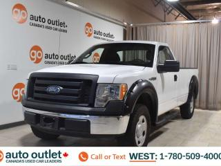 Used 2009 Ford F-150 Xl, 4.6L V8, 4x2, Reg cab, Long box, Cloth seats for sale in Edmonton, AB