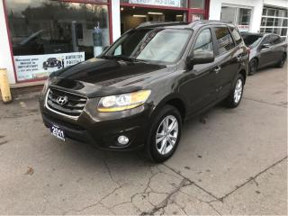 Used 2011 Hyundai Santa Fe LIMITED for sale in Hamilton, ON