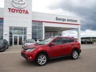 Used 2014 Toyota RAV4 LTD for sale in Renfrew, ON