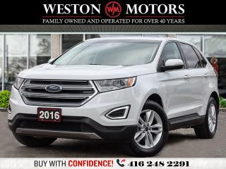 Used 2016 Ford Edge SEL*REVERSE CAMERA!!* for sale in Toronto, ON