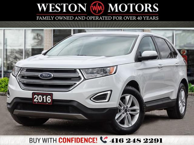 2016 Ford Edge SEL*AWD*REVERSE CAMERA*