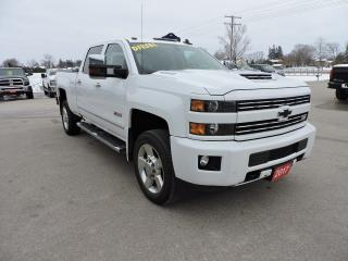Used 2017 Chevrolet Silverado 2500 LT. Diesel. 4X4. Only 60000 km's for sale in Gorrie, ON