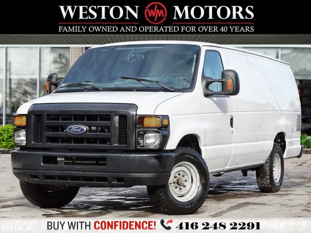 2014 Ford E250 EXTENDED*5.4L*8CYL*REV CAM*FULLY LOADED!!*