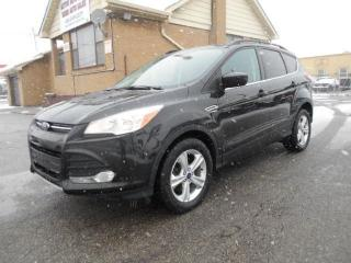 Used 2015 Ford Escape SE AWD 1.6L Eco Boost Navi B/U Cam SYNC Certified for sale in Rexdale, ON
