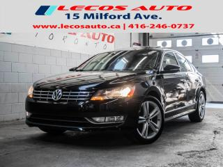 Used 2012 Volkswagen Passat 2.5L Auto Highline for sale in North York, ON