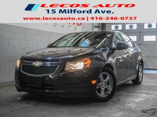 Used 2014 Chevrolet Cruze 2LT for sale in North York, ON