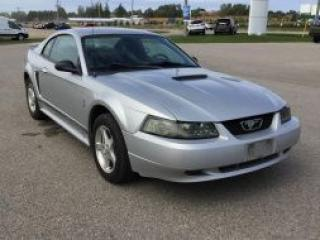 Used 2001 Ford Mustang Coupe | 3.8L V6 | Manual Transmission for sale in Harriston, ON
