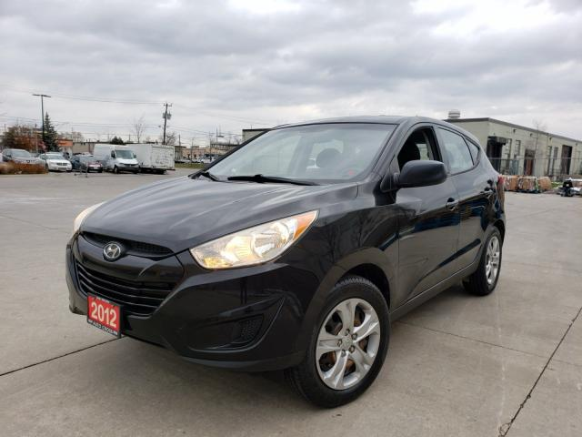 2012 Hyundai Tucson Only 136000 km , 3/Y warranty available