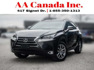 Used 2017 Lexus NX NX200T |NAVI|LEATHER|ROOF| for sale in Toronto, ON