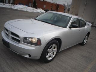 Used 2008 Dodge Charger SE,one owner,certified for sale in Mississauga, ON